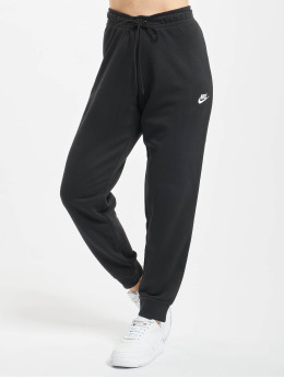 Nike Joggingbukser Essential Tight Fleece  sort
