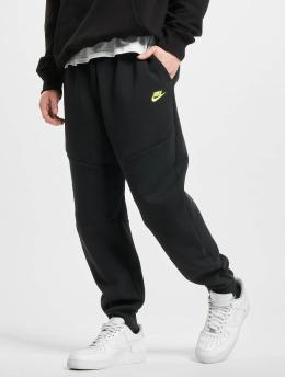 Nike Joggingbukser M Nsw Tch Flc Jggr sort