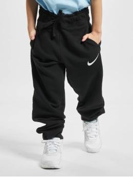 Nike Joggingbukser Fleece Swoosh sort