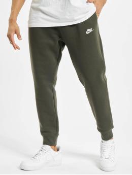 Nike Joggingbyxor Club BB  grön