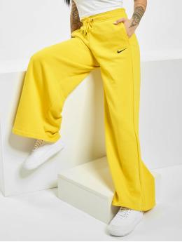 Nike Joggingbyxor Wl Pythn gul