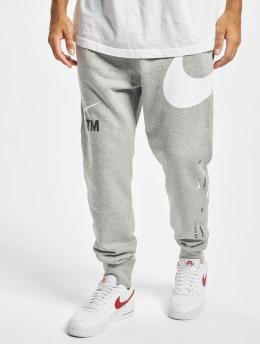 Nike Jogginghose Swoosh Sbb grau