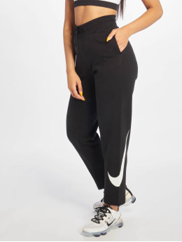 Nike Jogginghose Swoosh schwarz