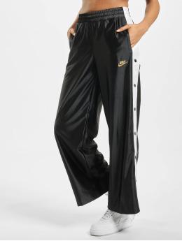 Nike Frauen Jogginghose Glam Dunk Popper in schwarz