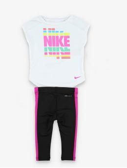 Nike Joggingsæt SS Tunic  sort