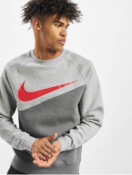 Nike Jumper Swoosh Crew BB  grey