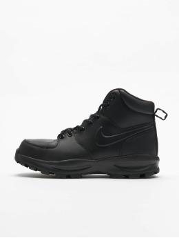 Nike Kängor Manoa Leather  svart