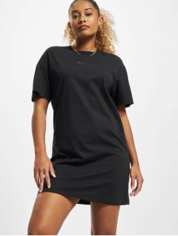 Nike Kleid Swoosh schwarz