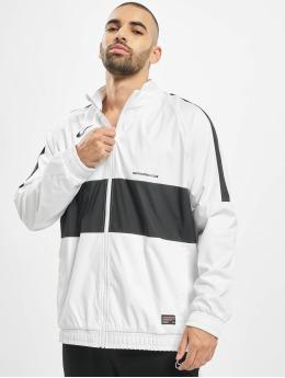 Nike Kurtki przejściowe F.C. bialy