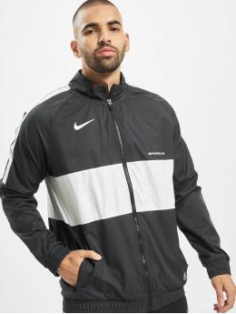 Nike Kurtki przejściowe F.C. czarny