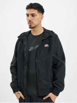 Nike Kurtki przejściowe Nsw Hooded czarny