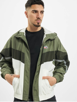 Nike Kurtki przejściowe Nsw Hooded zielony