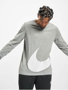 Nike Langærmede GRX Tee HBR grå