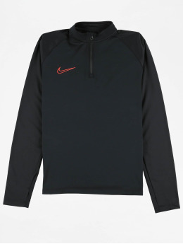 Nike Langærmede Dry Fit Academy sort