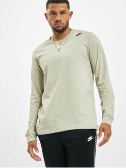 Nike Langermet  grå