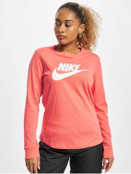 Nike Langermet Essntl Icon oransje