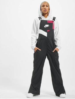 Nike Latzhose Woven schwarz