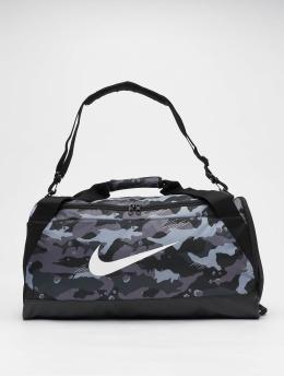 Nike Laukut ja treenikassit Brasilia M  harmaa