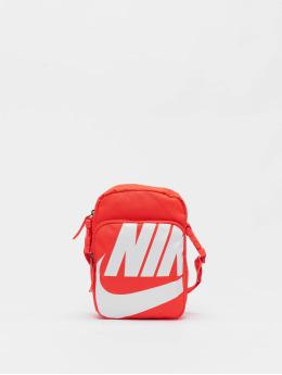 Nike Laukut ja treenikassit Heritage Smit 2.0 GFX punainen