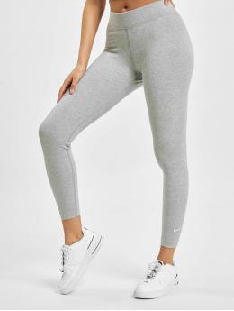 Nike Legíny/Tregíny Sportswear Essential 7/8 MR šedá