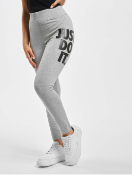 Nike Legging Leg-A-See JDI grau