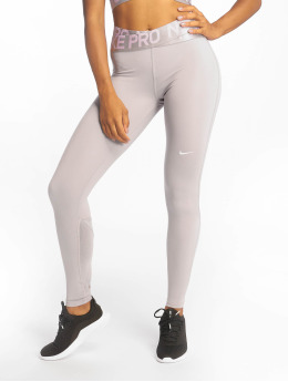 Nike Leggings de sport Pro Intertwist 2.0 Tight gris