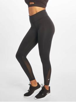 Nike Leggings de sport One 7/8 noir