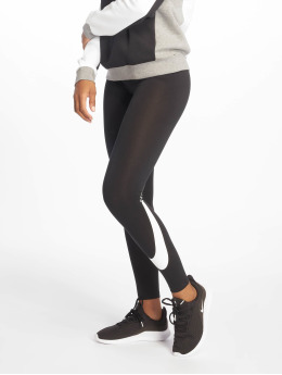 Nike Leggings/Treggings Sportswear  czarny