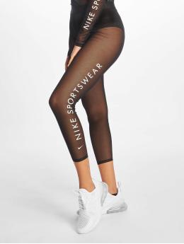 Nike Leggings/Treggings 7/8 Baselayer czarny