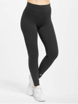 Nike Leggings/Treggings Club AA czarny