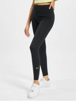 Nike Leggings/Treggings One  czarny