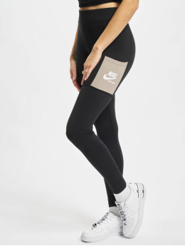 Nike Leggings/Treggings NSW czarny