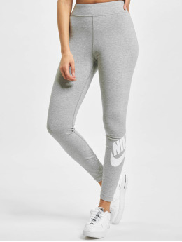 Nike Leggings/Treggings Sportswear Essential GX HR grå