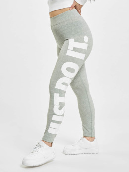 Nike Leggings/Treggings Sportswear Essential GX HR gray