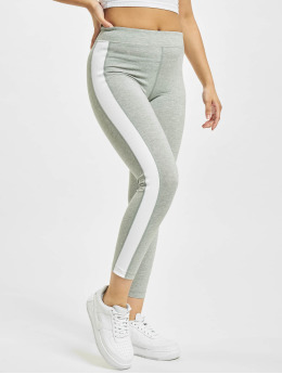 Nike Leggings/Treggings Femme 7/8 Hr  szary