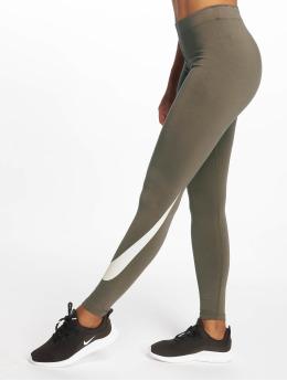 Nike Leggingsit/Treggingsit Sportswear harmaa