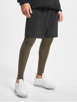 Nike Leggingsit/Treggingsit Pro  khakiruskea