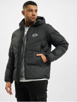 Nike Lightweight Jacket Down Fill Windrunner black