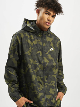 Nike Lightweight Jacket CE HD green