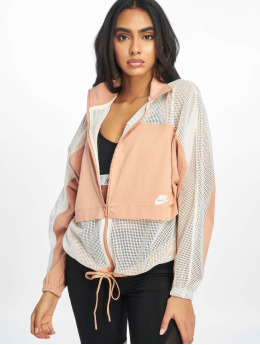 Nike Lightweight Jacket Mesh Transition rose