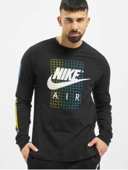 Nike Longsleeve SNKR CLTR 6 schwarz