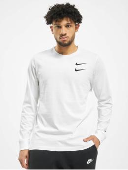 Nike Longsleeve Swoosh  wit
