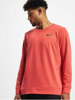 Nike Maglietta a manica lunga Dri-Fit rosso