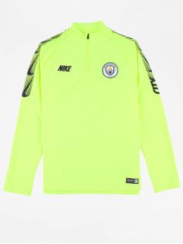 Nike Maglietta a manica lunga Manchester City FC Dry Squad Dril verde