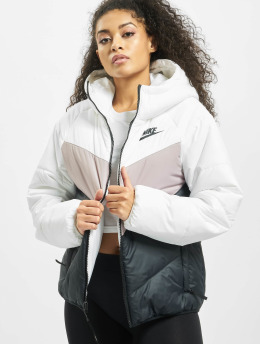 Nike Manteau hiver Windrunner Synthetic Fill blanc