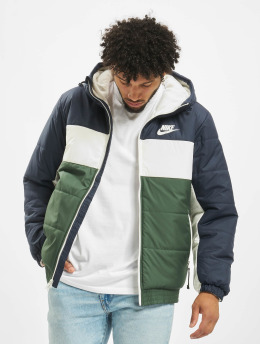 Nike Manteau hiver Synthetic Fill Full bleu