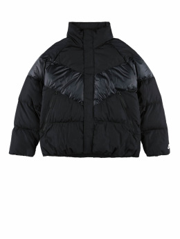 Nike Manteau hiver Sportswear noir