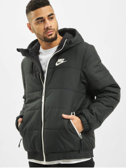 Nike Manteau hiver Synthetic Fill HD FZ noir