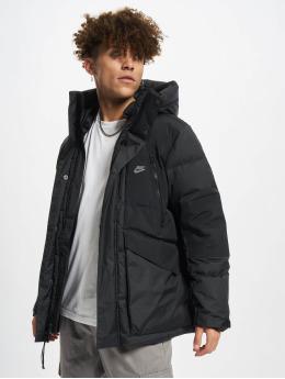 Nike Manteau hiver NSW SF City noir