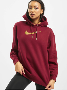 Nike Mikiny BB OS Shine  èervená